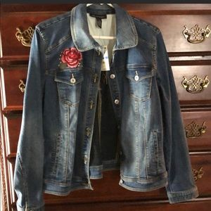 INC Denim Jacket